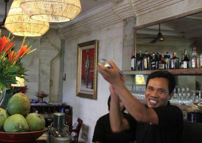 CL_The cocktail hour at Casa Luna